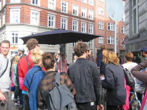 Urban Room på Guldbergsgade på Nørrebro